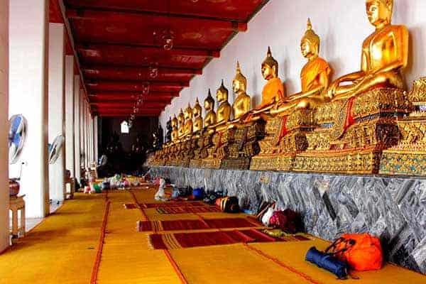 Shopping Bangkok day tour