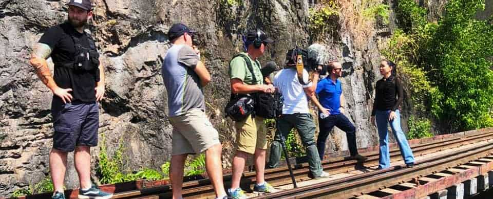 River Kwai Tour With Discovery Channel